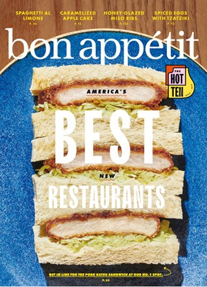 Bon Appetit | 10/2019 Cover