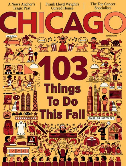 Chicago Magazine Cover - 10/1/2019