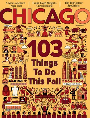Chicago Magazine | 10/2019 Cover