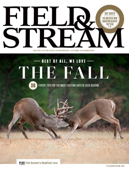 Field & Stream Cover - 10/1/2019