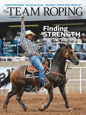 The Team Roping Journal | 10/2019 Cover