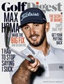 Golf Digest   10/2019 Cover