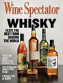 Wine Spectator Magazine   10/31/2019 Cover