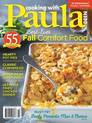Paula Deen Magazine | 10/2019 Cover