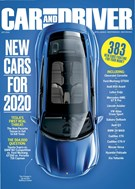 Car And Driver Magazine 10/1/2019