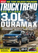 Truck Trend Magazine 11/1/2019