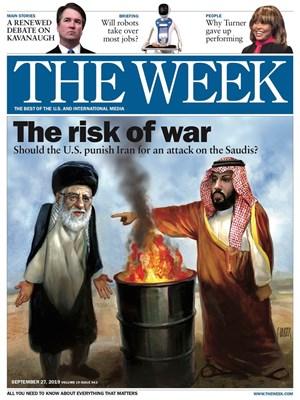 Week Magazine | 9/27/2019 Cover