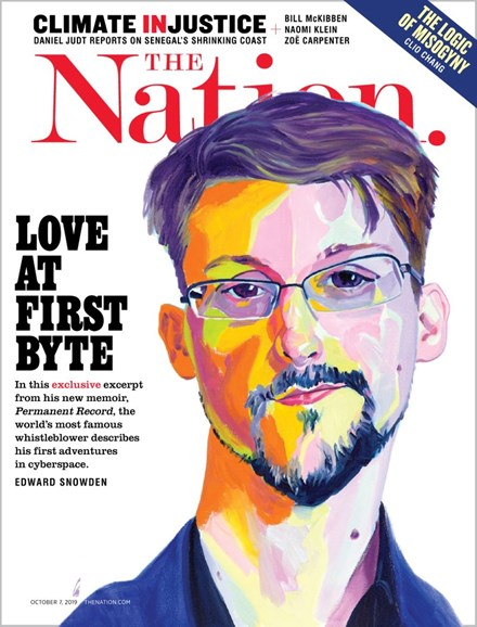 The Nation Cover - 10/7/2019