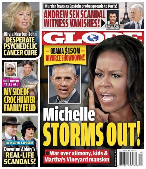 Globe Cover - 9/30/2019