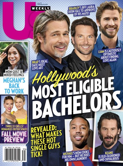 Us Weekly Cover - 9/30/2019