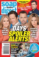 Soap Opera Digest Magazine 9/30/2019