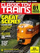 Classic Toy Trains Magazine 11/1/2019