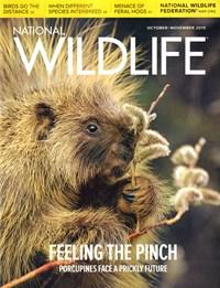 National Wildlife Magazine | 10/2019 Cover