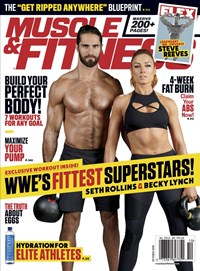 Muscle & Fitness Magazine | 10/2019 Cover