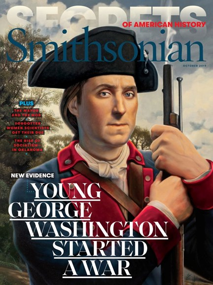 Smithsonian Cover - 10/1/2019