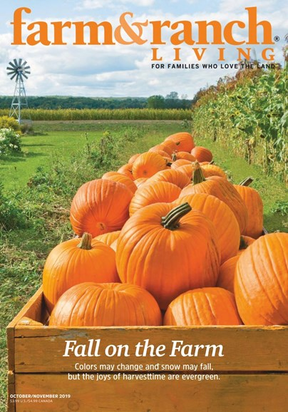Farm & Ranch Living Cover - 10/1/2019