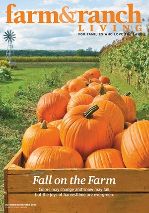 Farm & Ranch Living Magazine | 10/2019 Cover
