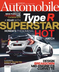 Automobile Magazine | 11/2019 Cover