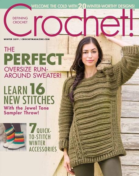 Crochet! Cover - 12/1/2019
