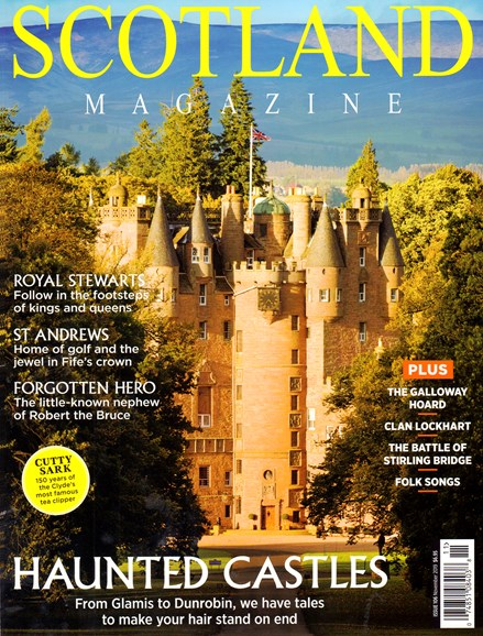 Scotland Magazine Cover - 11/1/2019