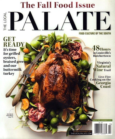 The Local Palate Cover - 10/1/2019