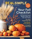 Real Simple Magazine 10/1/2019