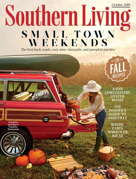 Southern Living Cover - 10/1/2019