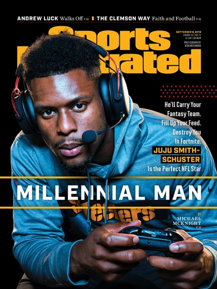 Sports Illustrated Cover - 9/9/2019
