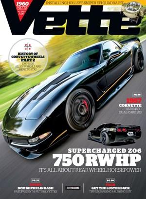 Vette Magazine | 12/1/2019 Cover