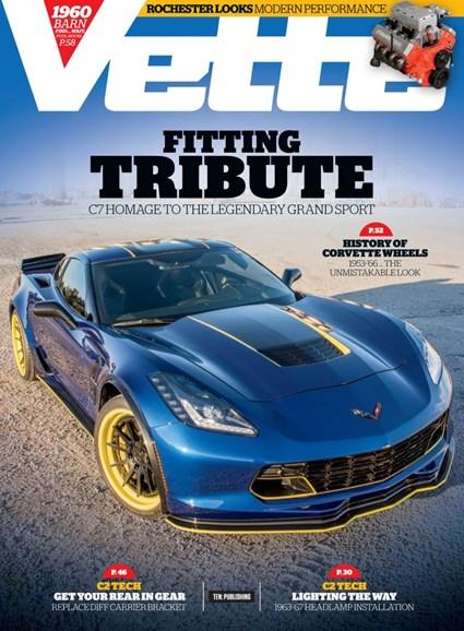 Vette Cover - 11/1/2019