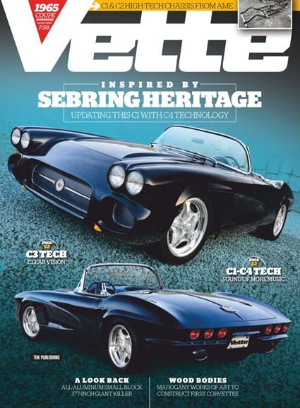 Vette Cover - 10/1/2019