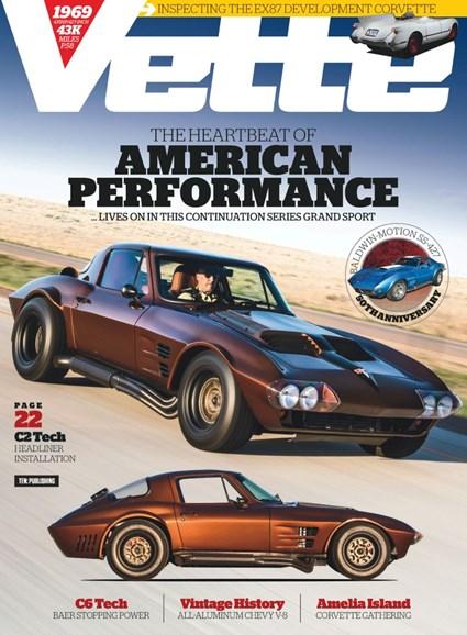 Vette Cover - 9/1/2019