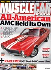 Muscle Car Review Magazine | 8/1/2019 Cover