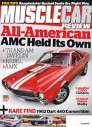 Muscle Car Review Magazine 8/1/2019