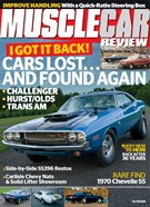 Muscle Car Review Magazine 10/1/2019