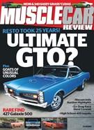 Muscle Car Review Magazine 9/1/2019