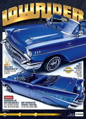Lowrider Magazine | 12/1/2019 Cover