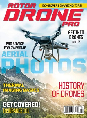 Rotor Drone | 9/2019 Cover