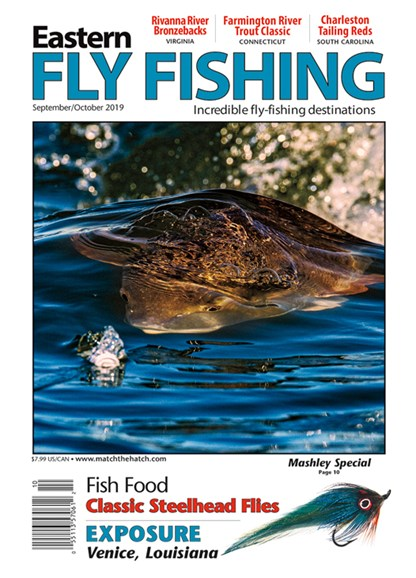Eastern Fly Fishing Cover - 9/1/2019