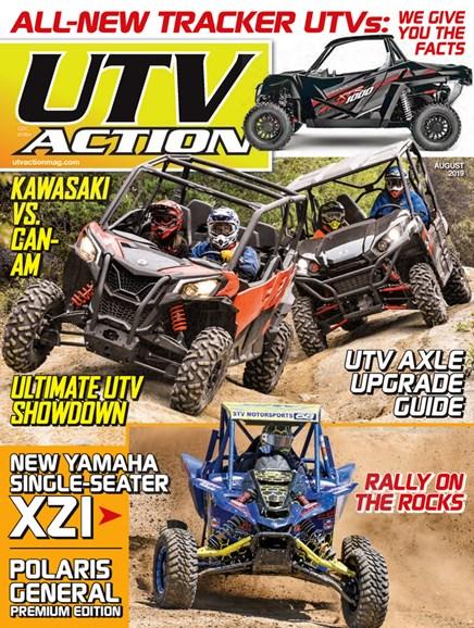 UTV Action Cover - 8/1/2019