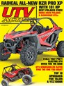 UTV Action Magazine | 10/2019 Cover