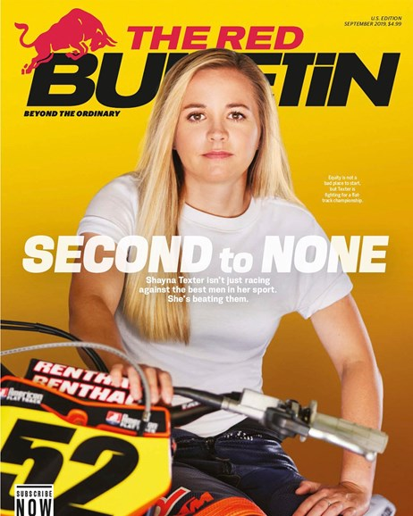 The Red Bulletin Cover - 9/1/2019