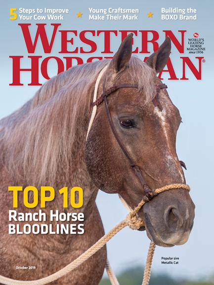 Western Horseman Cover - 10/1/2019