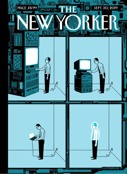 The New Yorker Cover - 9/30/2019