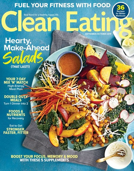 Clean Eating Cover - 9/1/2019