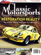 Classic Motorsports Magazine 11/1/2019