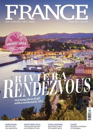 France Magazine | 10/2019 Cover