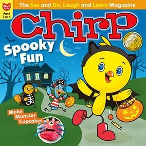 Chirp Magazine | 10/2019 Cover