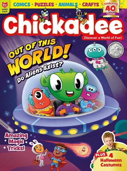 chickaDEE Cover - 10/1/2019