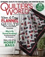 Quilter's World Magazine | 12/2019 Cover